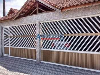Casa de Condomínio, código 172313 em Praia Grande, bairro Mirim