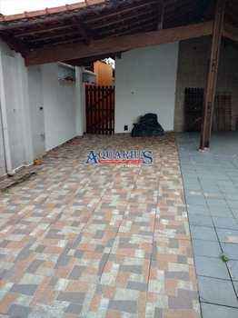 Casa de Condomínio, código 172287 em Praia Grande, bairro Mirim