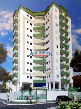 Apartamento, código 172278 em Praia Grande, bairro Guilhermina