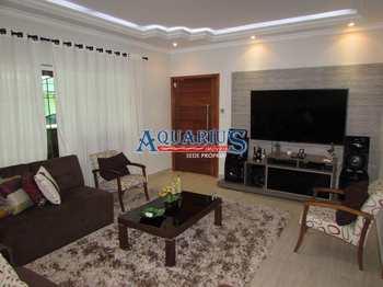 Casa, código 172283 em Praia Grande, bairro Guilhermina