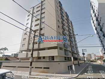 Apartamento, código 172159 em Praia Grande, bairro Aviação