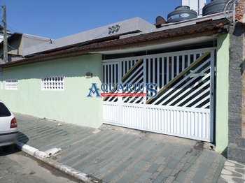 Casa, código 172214 em Praia Grande, bairro Ocian