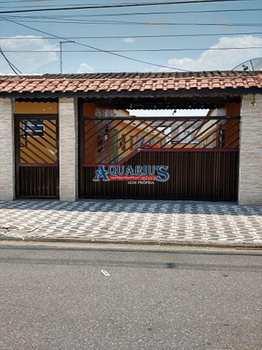 Casa de Condomínio, código 172011 em Praia Grande, bairro Quietude