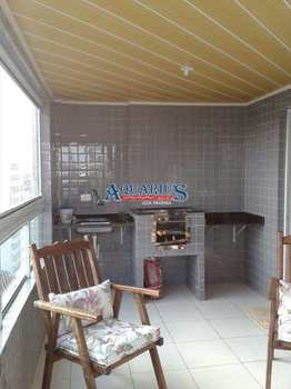Apartamento, código 171987 em Praia Grande, bairro Ocian
