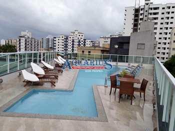Apartamento, código 171925 em Praia Grande, bairro Caiçara