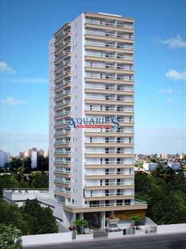 Apartamento, código 171924 em Praia Grande, bairro Caiçara