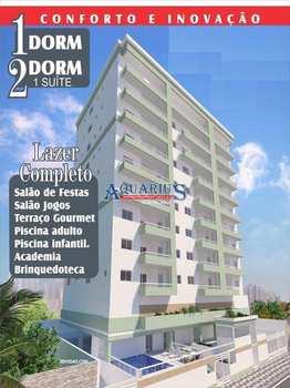 Apartamento, código 171903 em Praia Grande, bairro Mirim