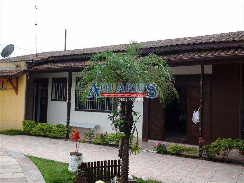Casa em Praia Grande, no bairro Balneário Ipanema Mirim