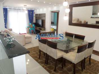 Apartamento, código 171576 em Praia Grande, bairro Aviação