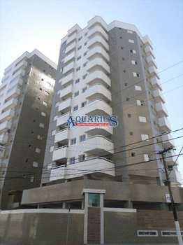Apartamento, código 171525 em Praia Grande, bairro Mirim
