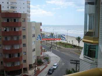 Apartamento, código 171345 em Praia Grande, bairro Caiçara