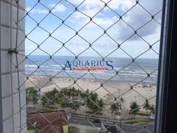 Apartamento, código 171187 em Praia Grande, bairro Mirim
