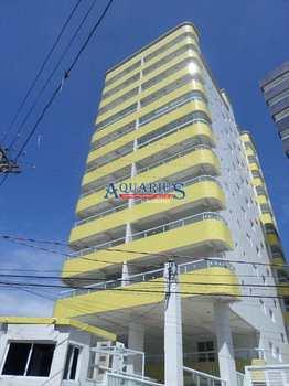 Apartamento, código 171063 em Praia Grande, bairro Mirim
