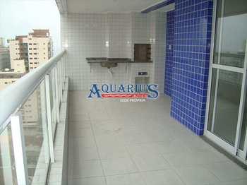 Apartamento, código 171037 em Praia Grande, bairro Aviação