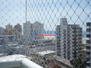 Apartamento, código 170428 em Praia Grande, bairro Mirim