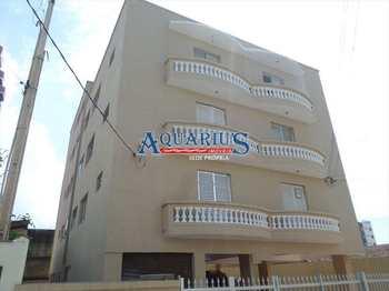 Apartamento, código 170378 em Praia Grande, bairro Mirim