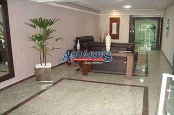 Apartamento, código 170140 em Praia Grande, bairro Ocian
