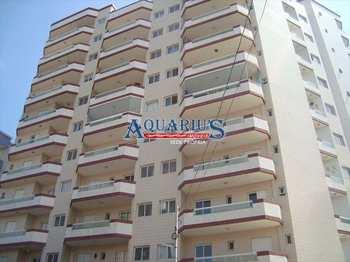 Apartamento, código 733 em Praia Grande, bairro Mirim