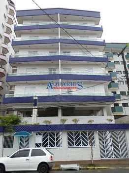 Apartamento, código 172723 em Praia Grande, bairro Mirim
