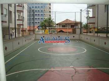 Apartamento, código 172725 em Praia Grande, bairro Mirim