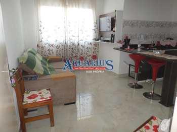 Apartamento, código 172768 em Praia Grande, bairro Mirim