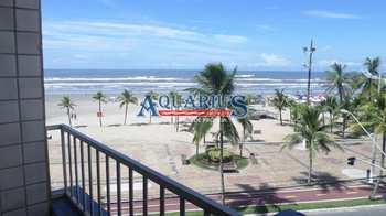Apartamento, código 173017 em Praia Grande, bairro Mirim