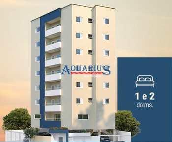 Apartamento, código 173088 em Praia Grande, bairro Tupi