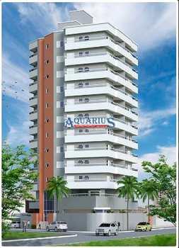 Apartamento, código 173094 em Praia Grande, bairro Mirim