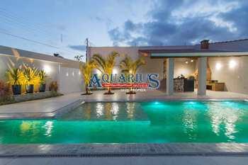 Casa, código 173309 em Praia Grande, bairro Flórida