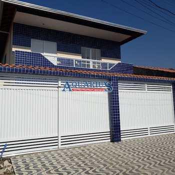 Sobrado de Condomínio em Praia Grande, bairro Mirim