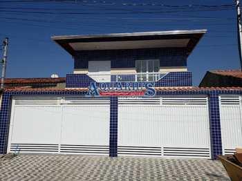 Sobrado de Condomínio, código 173365 em Praia Grande, bairro Mirim