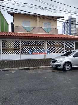 Casa, código 173379 em Praia Grande, bairro Tupi