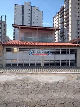 Casa, código 173381 em Praia Grande, bairro Caiçara