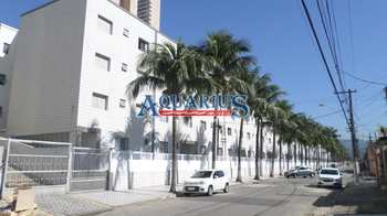 Kitnet, código 173394 em Praia Grande, bairro Mirim