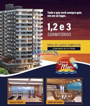 Apartamento, código 173449 em Praia Grande, bairro Caiçara