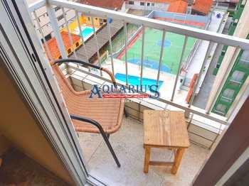 Apartamento, código 173495 em Praia Grande, bairro Aviação