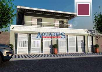 Sobrado de Condomínio, código 173523 em Praia Grande, bairro Maracanã