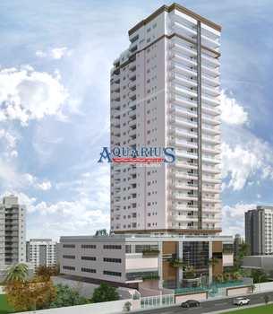 Apartamento, código 173671 em Praia Grande, bairro Guilhermina