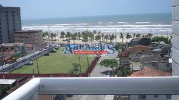 Apartamento, código 173691 em Praia Grande, bairro Mirim