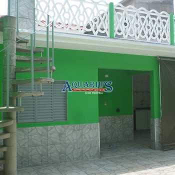 Casa em Praia Grande, bairro Ocian