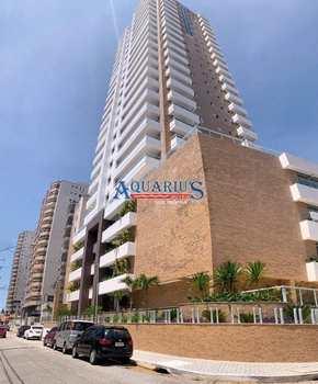 Apartamento, código 173805 em Praia Grande, bairro Aviação