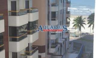 Apartamento, código 174026 em Praia Grande, bairro Mirim