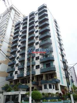 Apartamento, código 174060 em Praia Grande, bairro Guilhermina