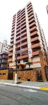 Apartamento, código 174076 em Praia Grande, bairro Tupi