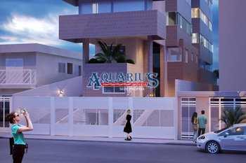 Apartamento, código 174134 em Praia Grande, bairro Guilhermina