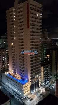 Apartamento, código 174178 em Praia Grande, bairro Canto do Forte