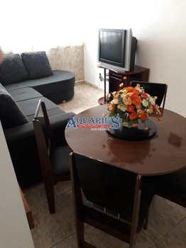 Apartamento, código 174316 em Praia Grande, bairro Mirim