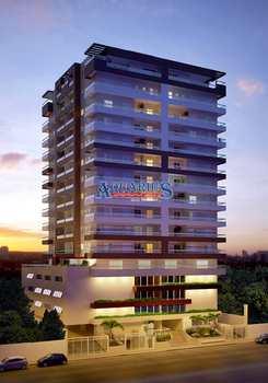 Apartamento, código 174462 em Praia Grande, bairro Guilhermina