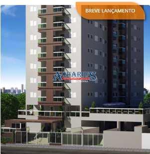 Apartamento, código 174539 em Praia Grande, bairro Aviação