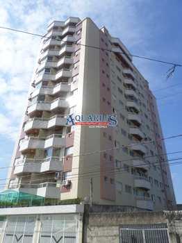 Apartamento, código 174750 em Praia Grande, bairro Aviação